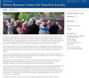 Koerner Center (Yale University)